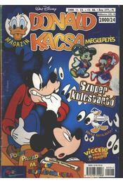 Donald Kacsa 2000/24. - Régikönyvek