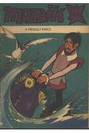 A meglelt kincs (Mozaik 1981/10) - Régikönyvek