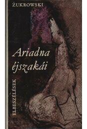 Ariadna éjszakái - Régikönyvek