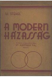 A modern házasság - Régikönyvek