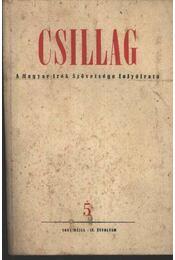 Csillag 5. 1948. április II. évfolyam - Régikönyvek