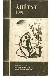 Áhítat 1991 - Régikönyvek