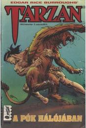 Tarzan 1992/3. december 3. szám - Régikönyvek
