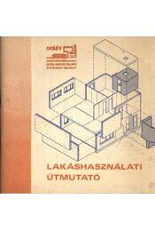 Lakáshasználati útmutató - Régikönyvek