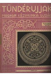 Tündérujjak 1932. október VIII. évf. 10. szám - Régikönyvek