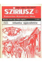 Szíriusz 5. szám - Régikönyvek