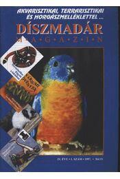 Díszmadár magazin 1997. év (teljes) - Régikönyvek