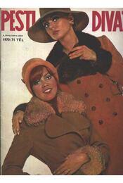 Pesti Divat 1970/71. tél - Régikönyvek
