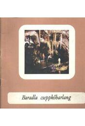 Baradla cseppkőbarlang - Régikönyvek