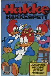 Hakke 1991/6. - Régikönyvek