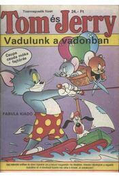 Tom és Jerry (Tizennegyedik füzet) - Régikönyvek