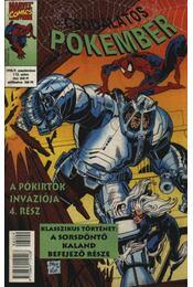 A csodálatos pókember 1998/9 szeptember 112. szám - Régikönyvek