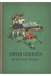 Unser lesebuch - Régikönyvek
