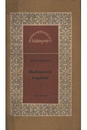 Shakeaspeare tragédiái - Régikönyvek