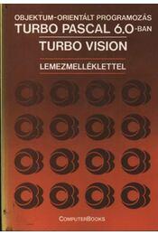 Objektum-orientált programozás Turbo Pascal 6.0-ban, Turbo Vision - Régikönyvek