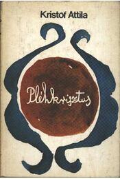 Pléhkrisztus - Régikönyvek