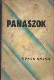 Panaszok - Régikönyvek