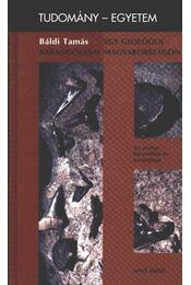 Egy geológus barangolásai Magyarországon - Régikönyvek