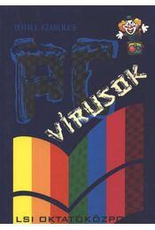 PC vírusok - Régikönyvek