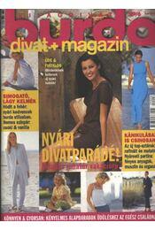 Burda 1999/6. június - Régikönyvek