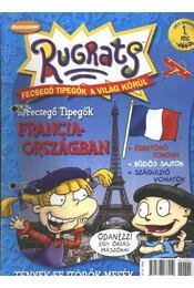 Rugrats 1. rész - Régikönyvek