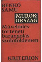 Murokország - Régikönyvek