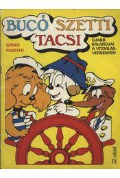 Bucó Szetti Tacsi (A téli randevú) - Régikönyvek