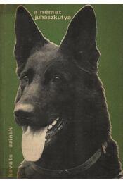 A német juhászkutya - Régikönyvek