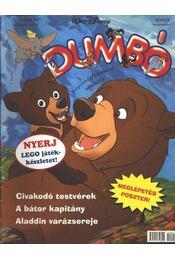 Dumbó 2004/9. szeptember - Régikönyvek