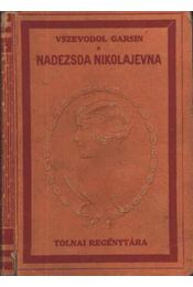 Nadezsda Nikolajevna - Régikönyvek