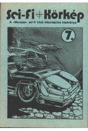 Sci-fi Körkép 7. - Régikönyvek