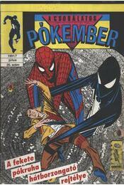 A Csodálatos Pókember 1991/7. 26. szám - Régikönyvek
