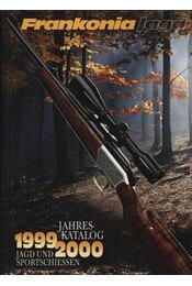 Frankonia Jagd 1999-2000 - Régikönyvek
