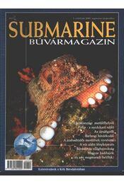 Submarine 2000. augusztus-szeptember - Régikönyvek