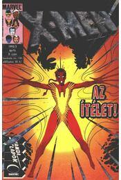 X-men 1993/3 április 8. szám - Régikönyvek