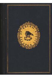 Brehm: Az állatok világa I-XVIII. kötet - Régikönyvek
