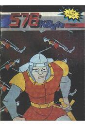 576 KByte 1991/4 - Régikönyvek