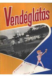 Vendéglátás IV. évfolyam 7. szám 1960. július - Régikönyvek