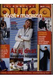 Burda 1999/9. szeptember - Régikönyvek
