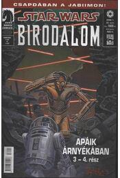 Star Wars 2006/1. 52. szám (Csapdában a jabiimon) - Régikönyvek