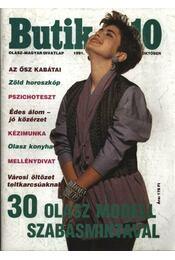Butik 1991/10 - Régikönyvek