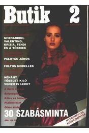 Butik 1991. február 2. - Régikönyvek