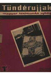 Tündérujjak 1937. április XIII. évf. 4. (144.) szám - Régikönyvek