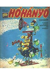 Hóhányó 1984. december - Régikönyvek