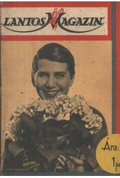Lantos Magazin 1929. május 15. - Régikönyvek
