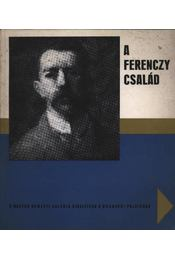 A Ferenczy család - Régikönyvek