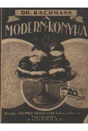 Modern konyha - Régikönyvek
