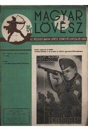 Magyar Lövész 1944/11. szám - Régikönyvek