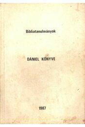 Dániel könyve - Régikönyvek