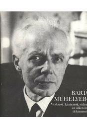 Bartók műhelyében - Régikönyvek